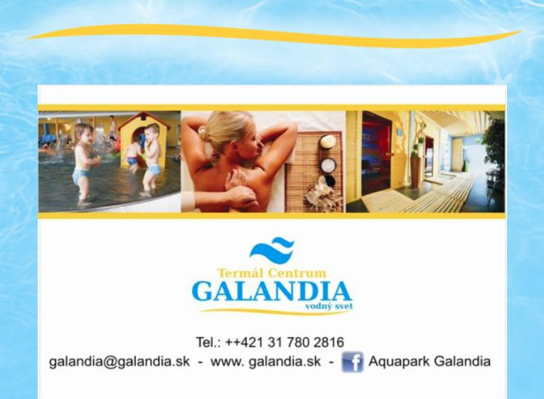 Termal centrum Galandia